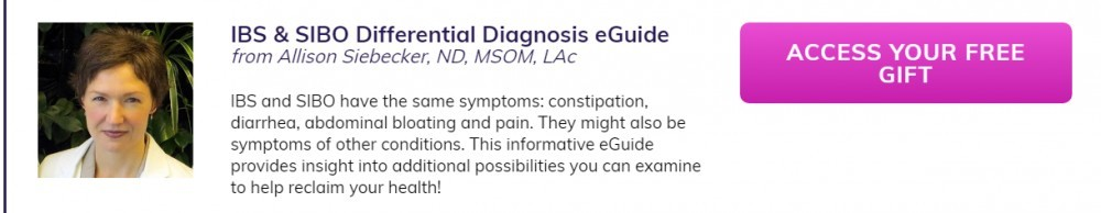 ibs and sibo differential diagnosis guide