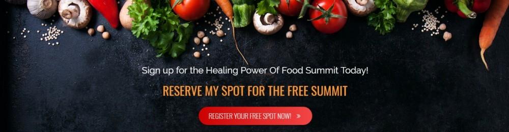 healing power of food summit